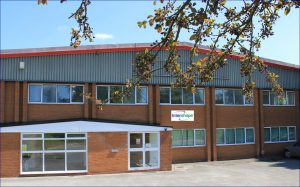 Intershape office and warehouse