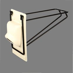 Calf Feeding Bottle Holder - Fence Mounted