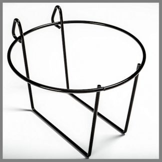 Fence Mounted Single Bucket Holder
