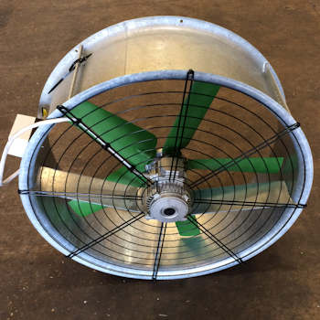 blast fan for livestock barns