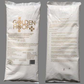 Golden Hoof Treatment for Sheep Foot Rot