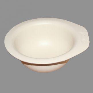 Calf starter feed bowl